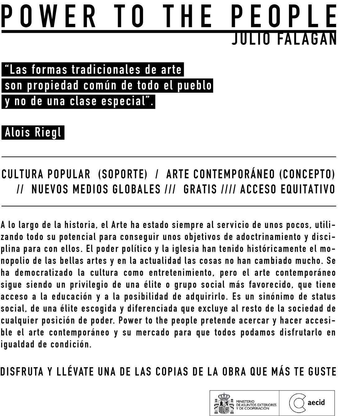 power-to-the-people-explicación-julio-falagan