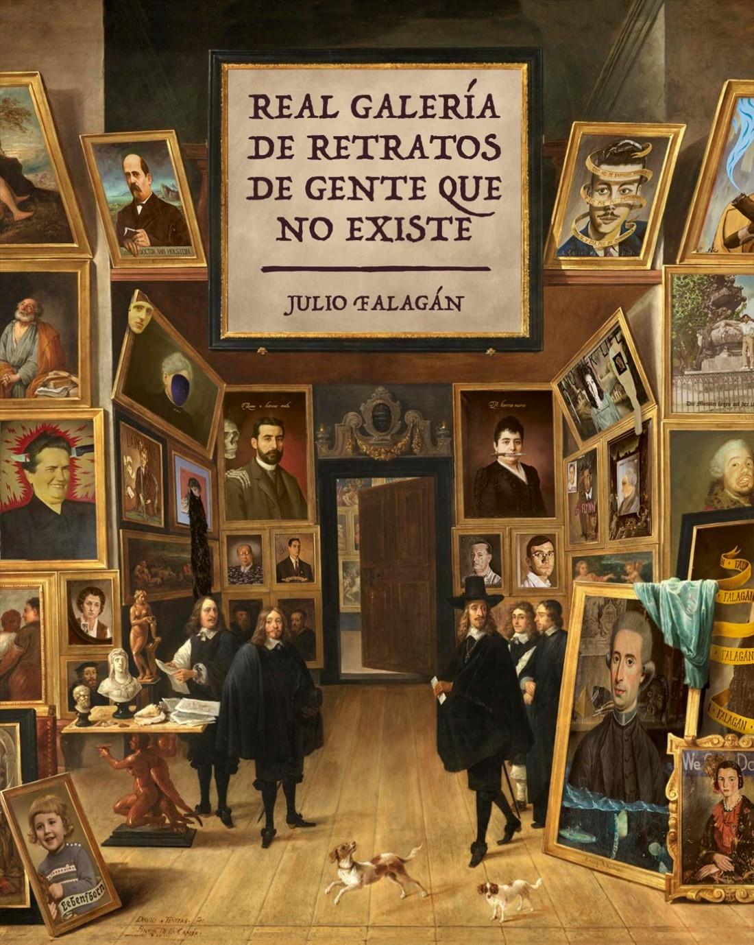 real galeria de retratos de gente que no existe julio falagan