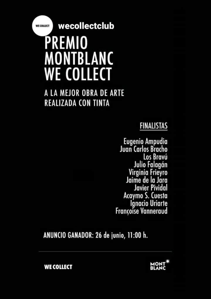 premio montblanc - we collect