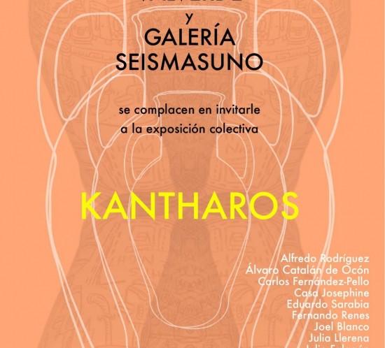 katharos galeria 6mas1 y espacio valverde